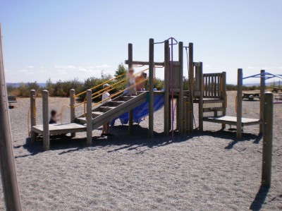 Faye Bainbridge Park Play Area