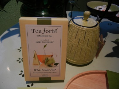 forte tea box