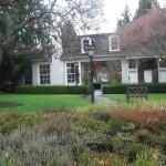 Bloedel Reserve Gate House, Bainbridge Island by Betty Petersen