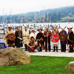 The Poulsbo Vikings by Mary Saurdiff