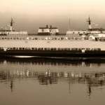 Vintage Ferry by Stephen Phayre