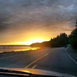 Driving by Stephanie Kirk