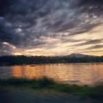 Sunset by Stephanie Kirk