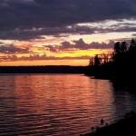 Sunset 2 by Stephanie Kirk