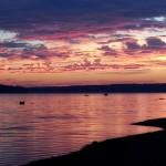Sunset 3 by Stephanie Kirk