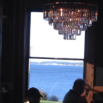 PG bar-grill chandelier-view